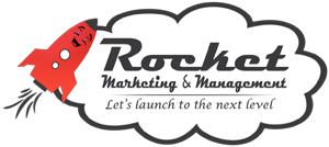 Fairfield County CT Web Designer | Graphic Design & Marketing Services - Rocket Marketing & Management